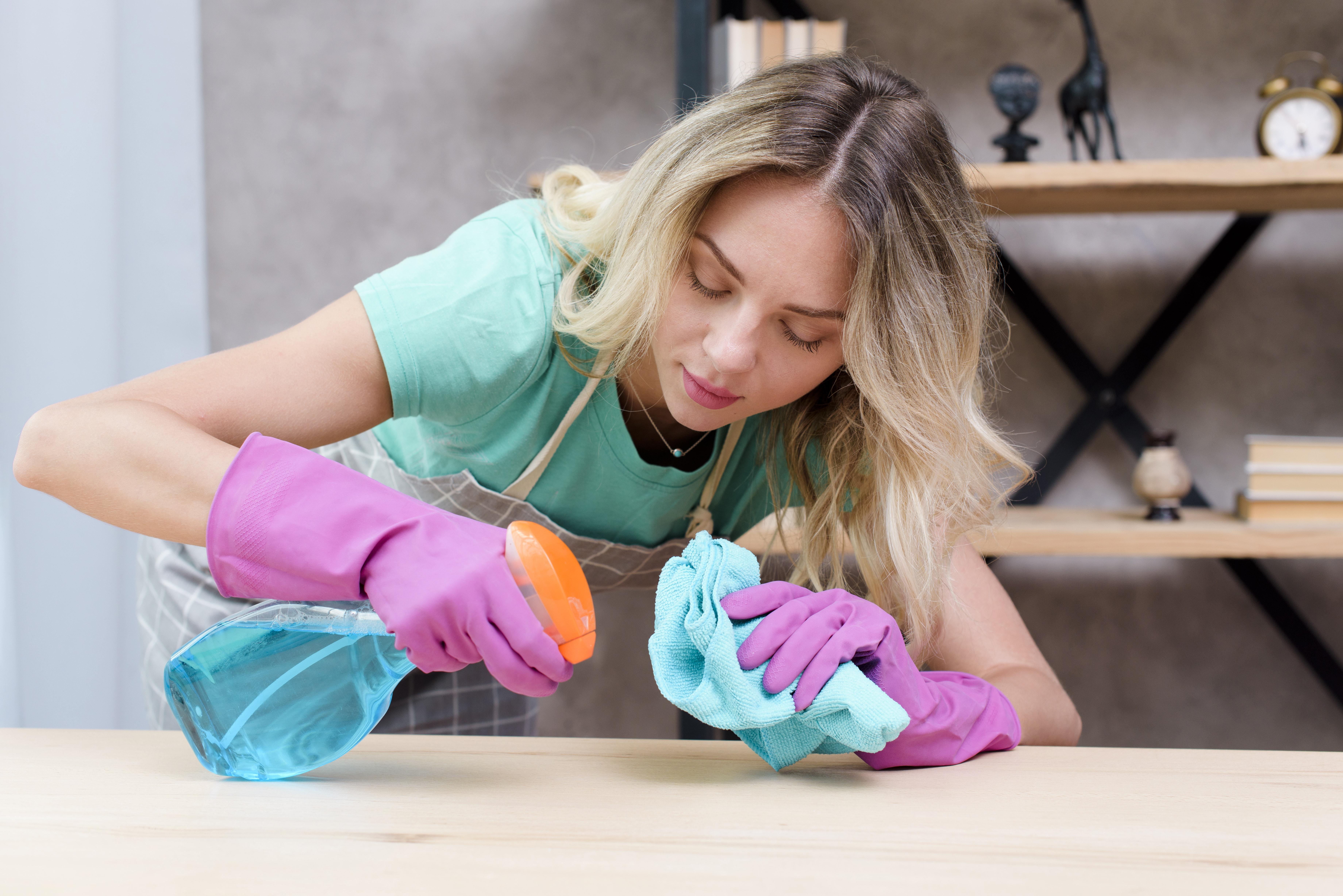 лесни и хитри трикове за почистване - 5